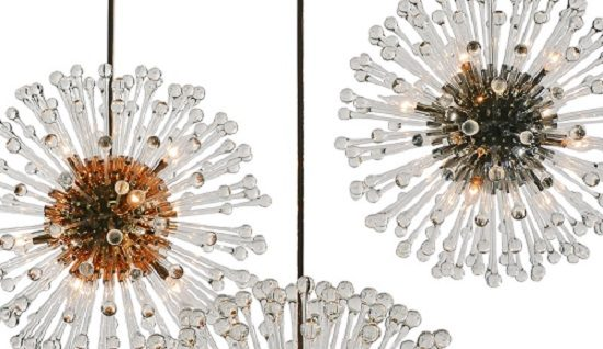 Luxe Lighting and Home Collections
