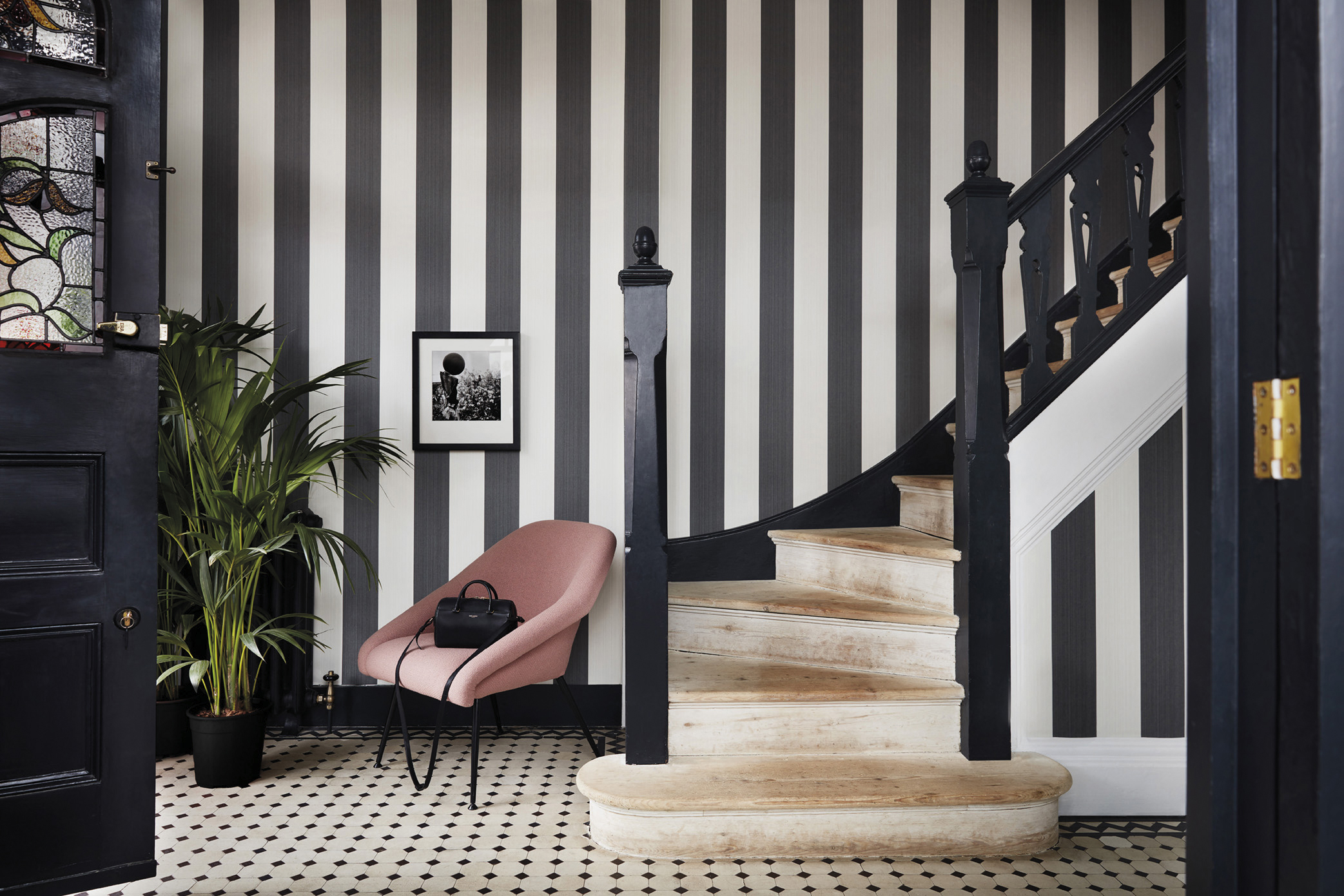 Cole & Son's Marquee Stripes