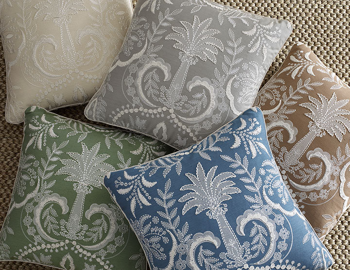 Oscar de la Renta Home for Lee Jofa