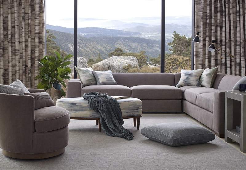 Barbara Barry Panorama Collection for Kravet.