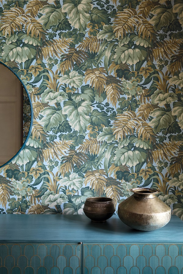Martyn Lawrence Bullard collection from Cole & Son