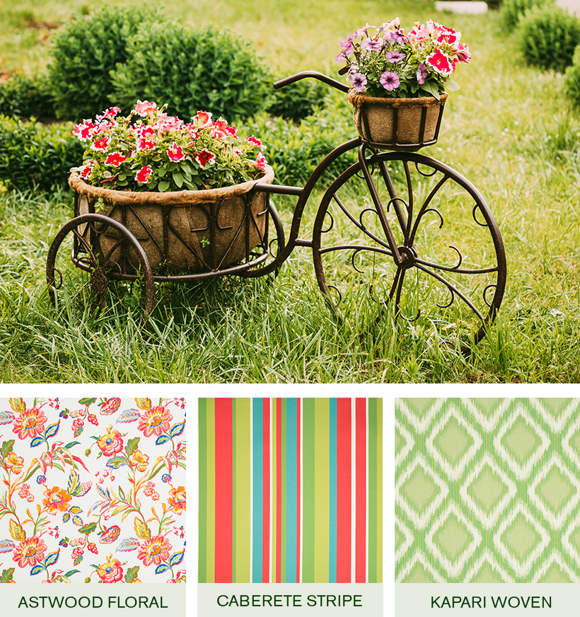 EN VACANCES COLLECTION - Indoor/Outdoor Fabric Collection