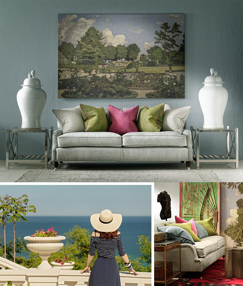 Andrew Martin Hacienda and Portofino Collection