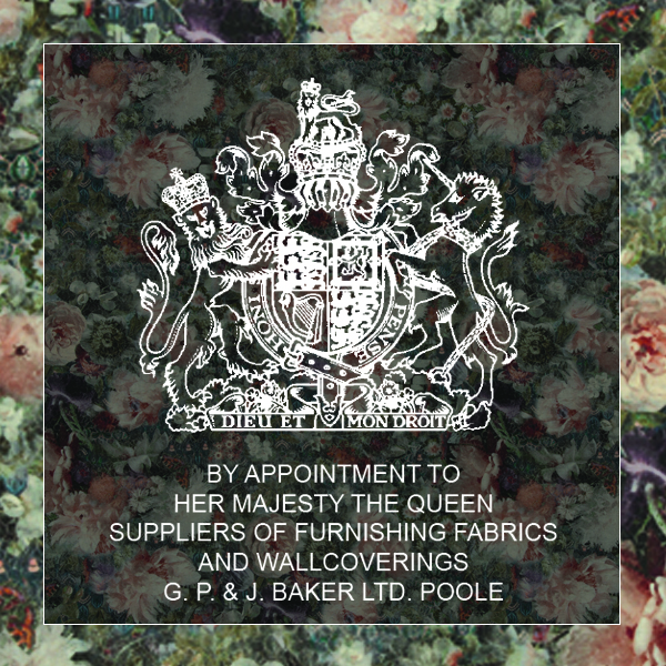 GP&J Baker Royal Warrant